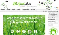 Lilli Green Shop