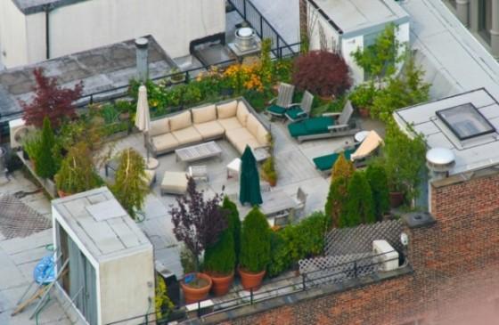 Grüne Dachterrasse grüne luxus oasen über den dächern ny lilli green magazin