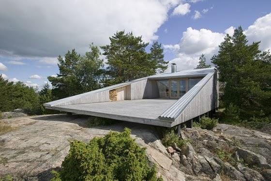 Skandinavisches haus am see  Ein Haus am See - Lilli Green® - Magazin für nachhaltiges Design und ...