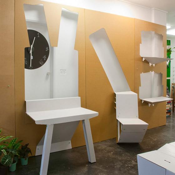 nicht von pappe lilli green magazin f r. Black Bedroom Furniture Sets. Home Design Ideas