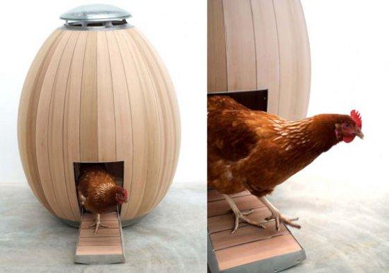 Designer Hühnerstall ich wünscht ich wär ein huhn lilli green magazin für