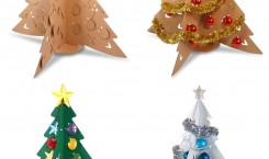 wooden-cardboard-christmas-tree-ideas