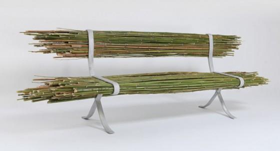 Gal Ben-Arav: Bank aus Bambus - Lilli Green® - Magazin für ...