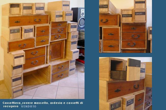 controprogetto: italienische recycling möbel - Lilli Green ...