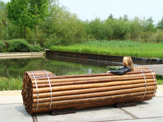 bambus-bündel-bank (Pile Isle Reloaded) - Lilli Green® - Magazin für ...