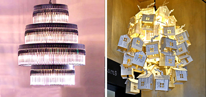 Recycling Lampen