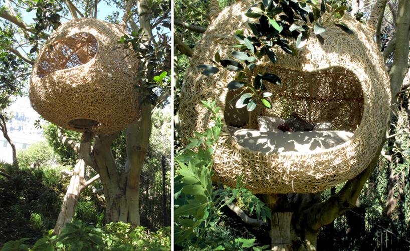 ein vogel nest zum wohnen lilli green magazin f r nachhaltiges design und lifestyle. Black Bedroom Furniture Sets. Home Design Ideas