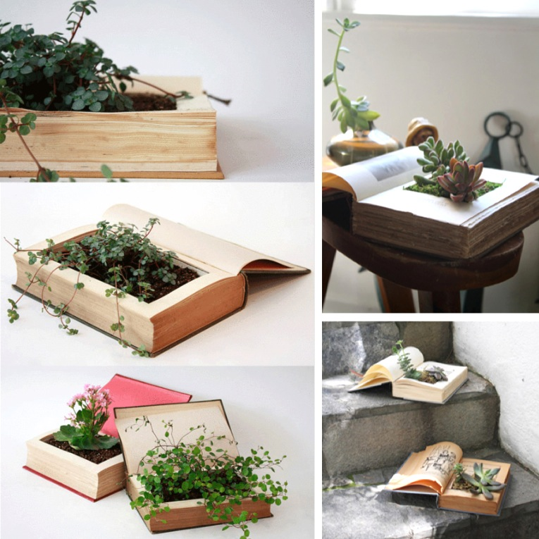 book planters lilli green magazin f r nachhaltiges design und lifestyle. Black Bedroom Furniture Sets. Home Design Ideas