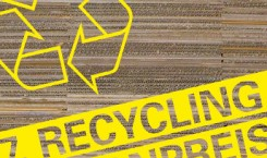 Flyer Recyclingdesignpreis