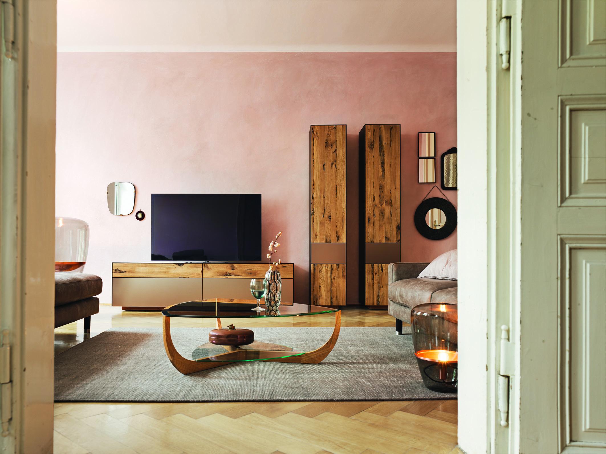 """Wohnwand retro  Alt"""" ist wieder viel wert - zum Glück! - Lilli Green® - Magazin für ..."""