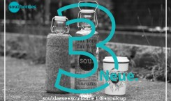 Soulbottle 1 Liter