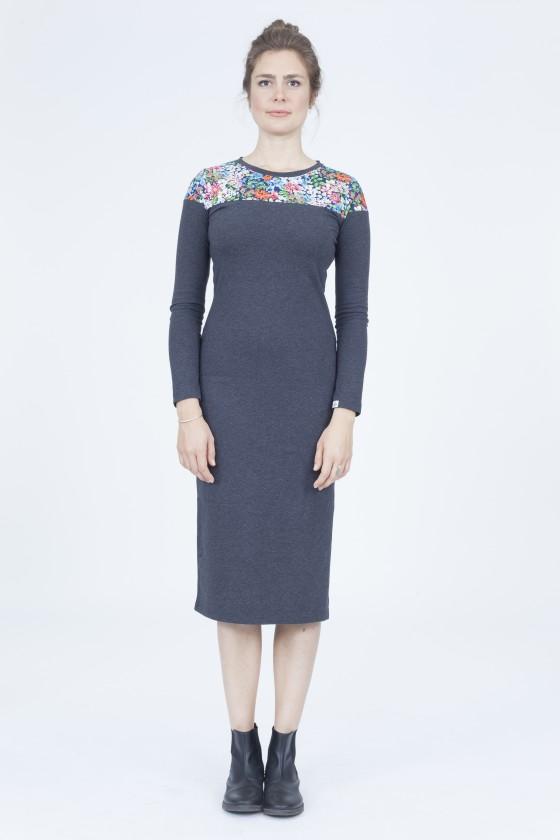 Kleid von Bördshört