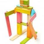 Tegu - magnetische Holzblöcke - Roboter