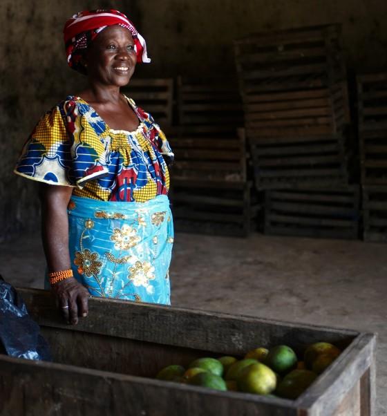 Gebana: Fairtrade Mangos aus Burkina Faso