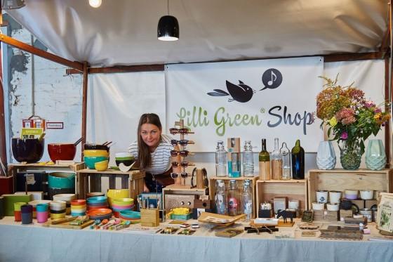 Lilli Green @ Green Market Berlin