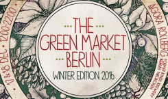 The Green Market Berlin 2016