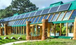 Green School / Earthship School Uruguay Michael Reynolds