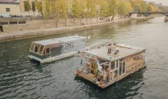 Ubermut Project: 2 Boats in Paris