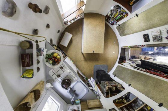 das silohaus als tiny house architekt jan k rbes im interview lilli green. Black Bedroom Furniture Sets. Home Design Ideas