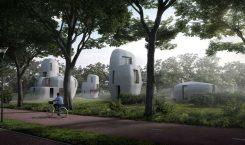 Häuser aus 3D-Drucker