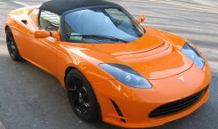 Tesla Roadster - Elektroauto