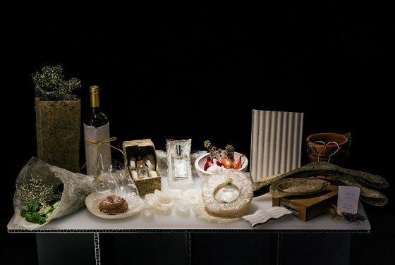 Designerteam AMAM: Packungen aus Algen