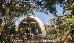 Luxus-Zelt im Eco-Resort