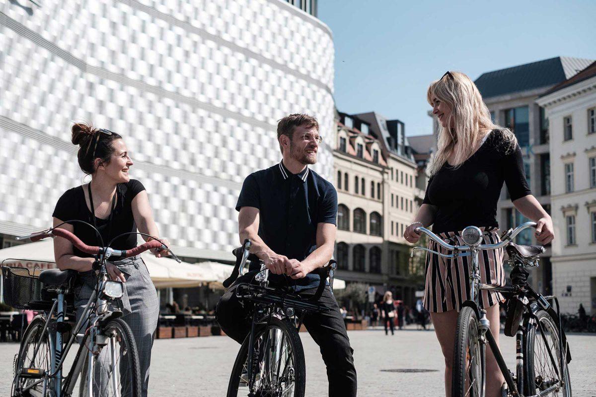 Radfahren – Nachhaltigkeit fördern