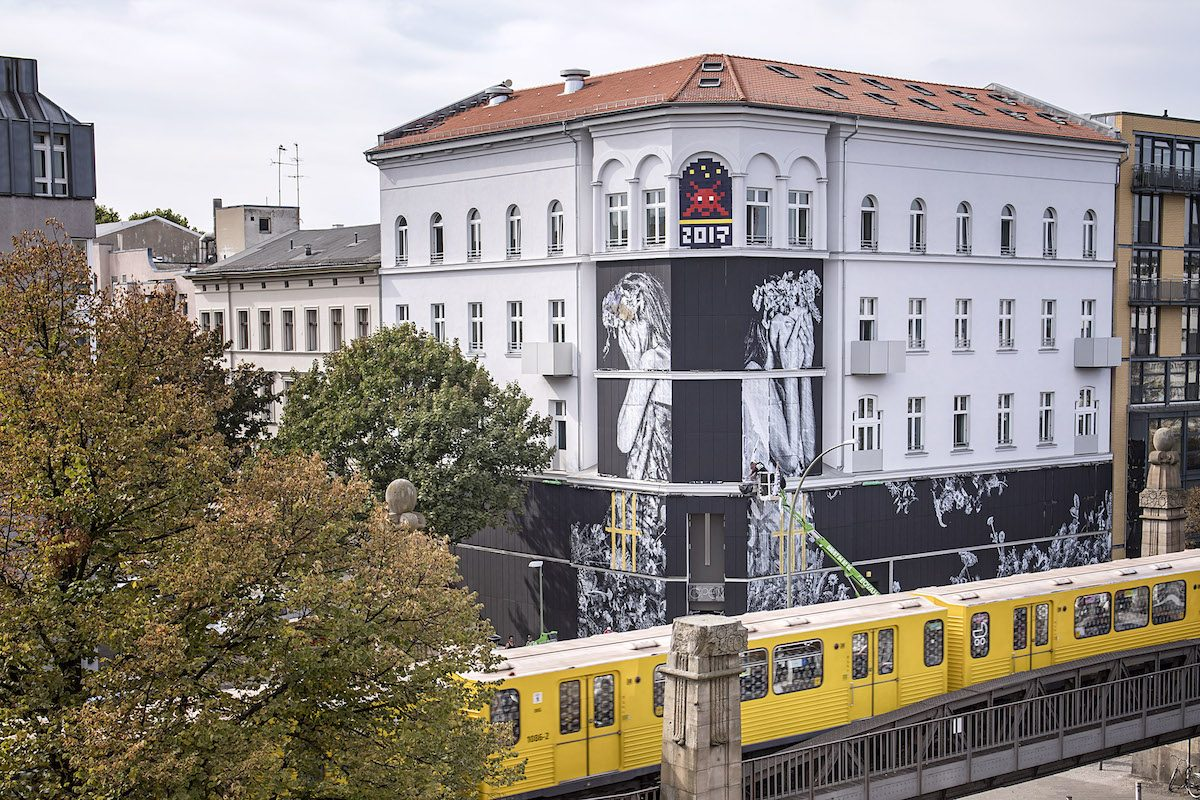 Streetart Museum Berlin Urban Nation