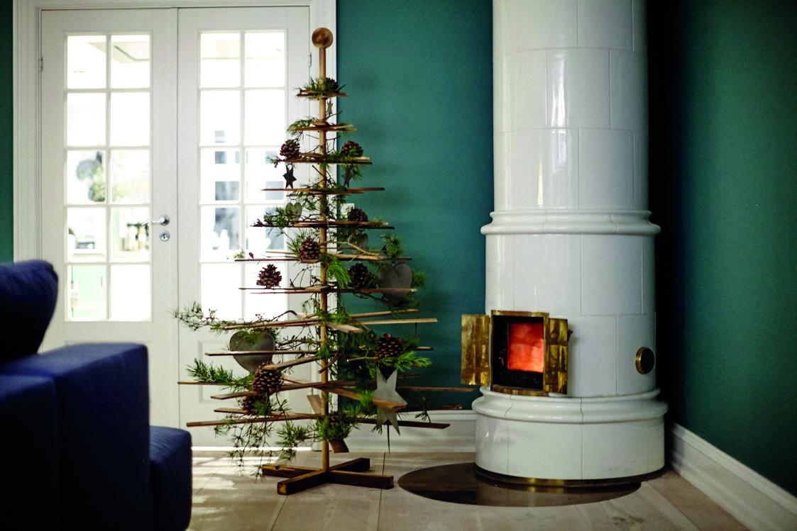 Holzweihnachtsbaum von Habitree