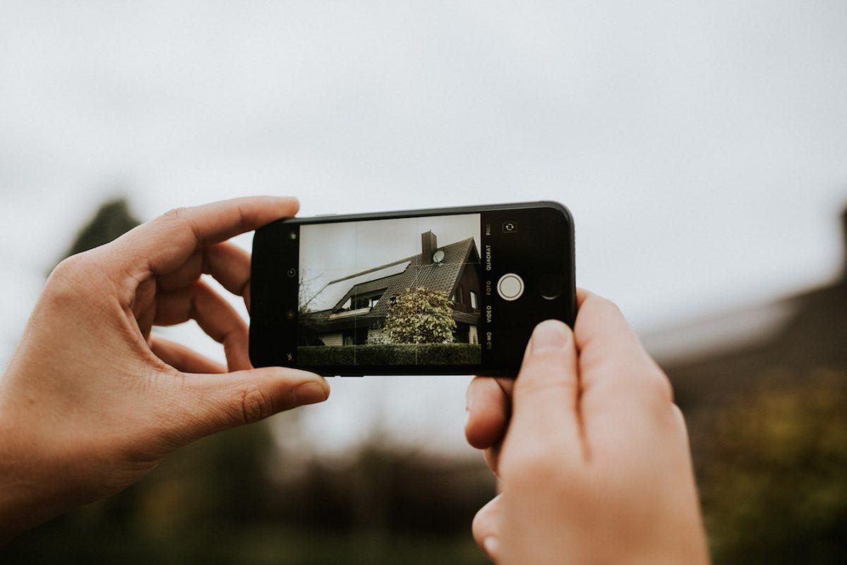 Handy Bild von Solarstromanlage Eigensonne