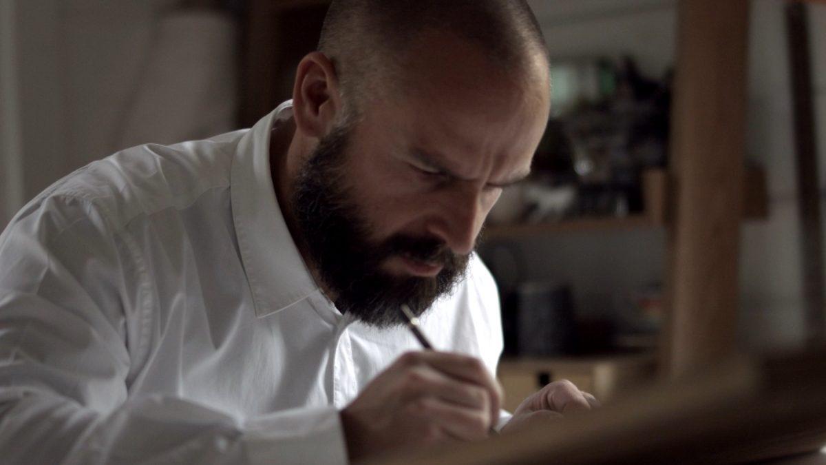 Michael Angove Designer Portrait