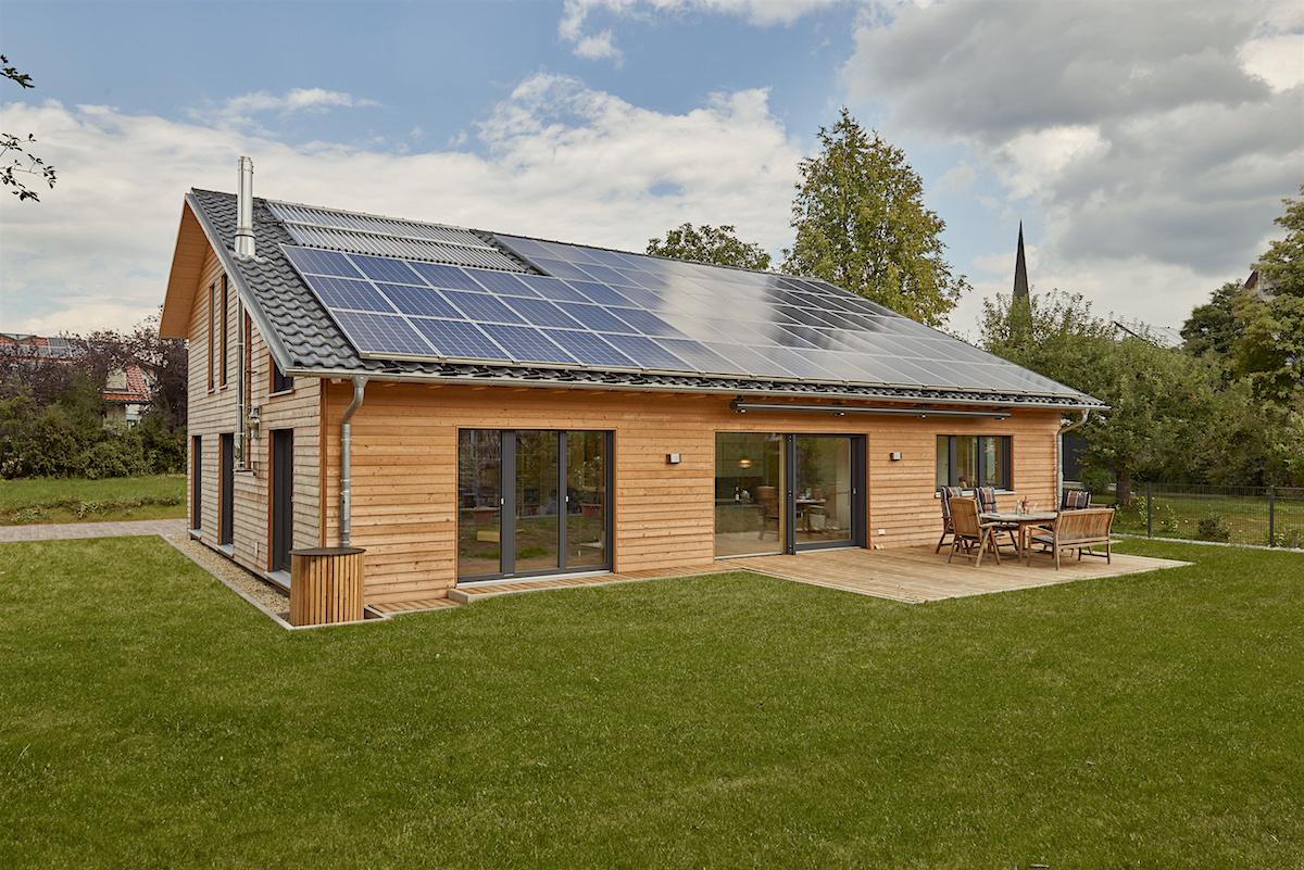 Nachhaltiges Bauen und Wohnen