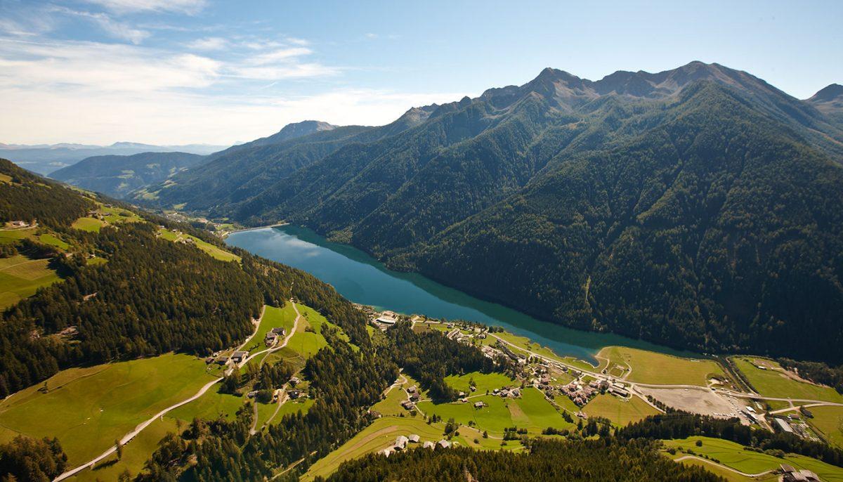 Alpen Hotel Arosea am See in Suedtirol