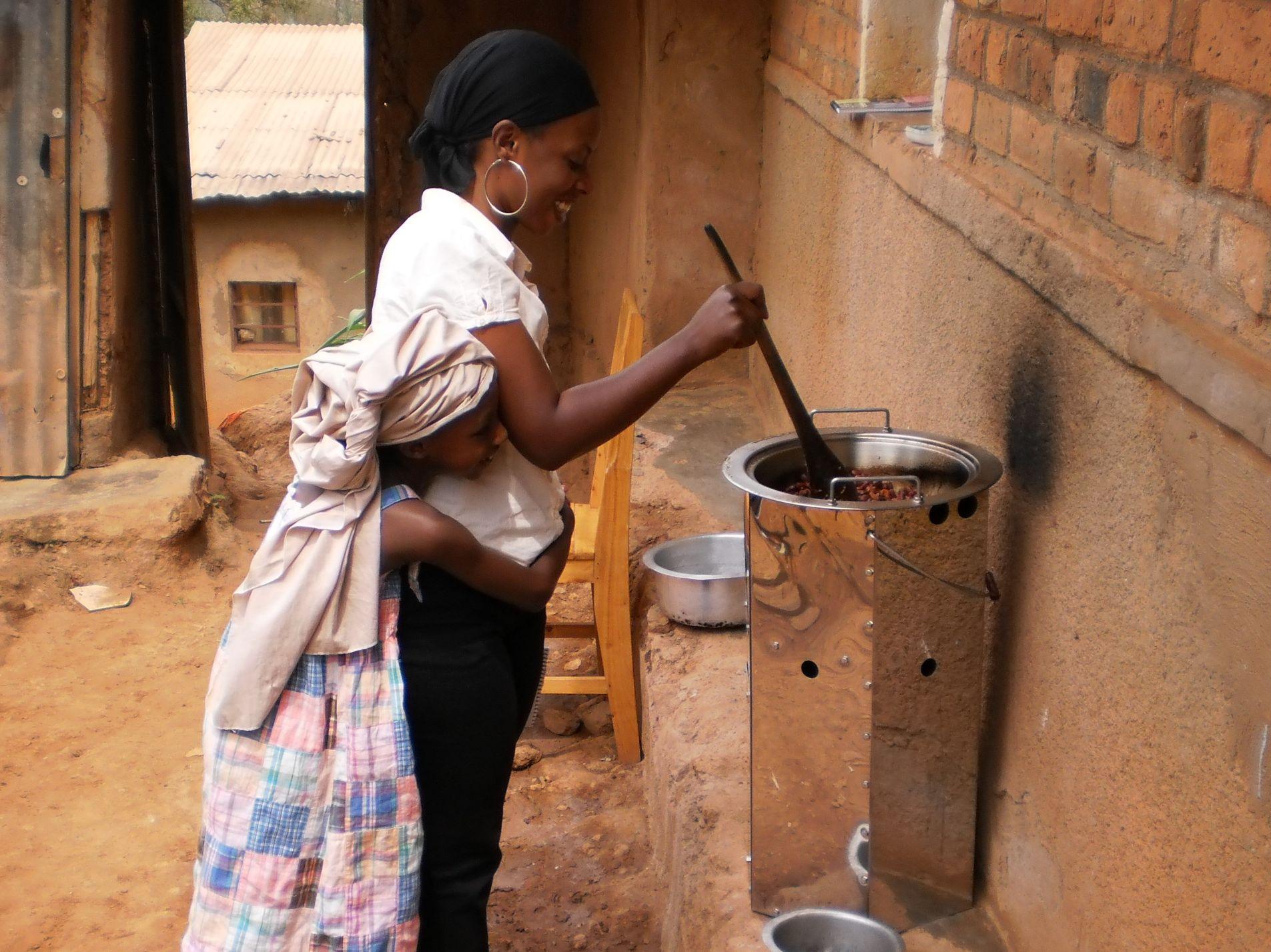 CO2 Kompensieren mit atmosfair - Kocher