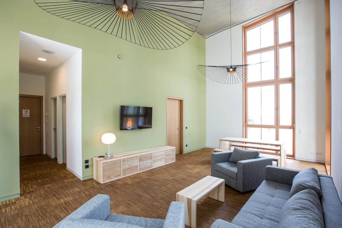 Suite im Green City Hotel Vauban Freiburg - Nachhaltiges Hotel