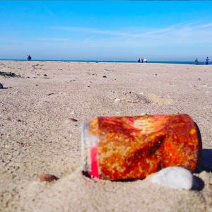 Beach Cleanup mit einem Lachen – Müll sammeln am Strand