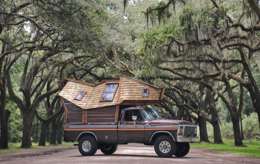 minihaueser und tiny house truck - bild: sara underwood