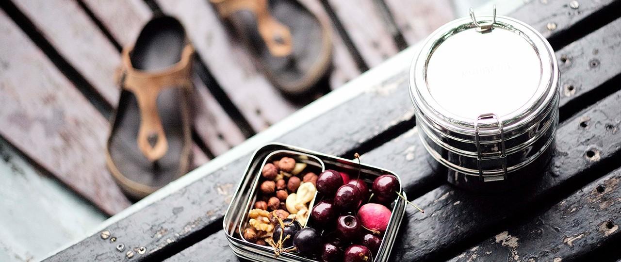 Zero Waste auf Reisen - nachhaltig unterwegs mit ECO Brotbox