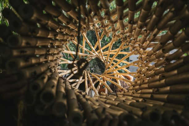 Bamboo U - Bambus Design Workshops auf Bali