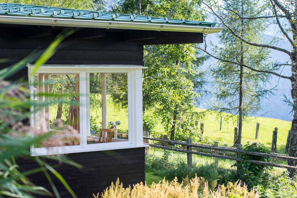 Biohotel Grafenast Zimmer in den Tiroler Alpen
