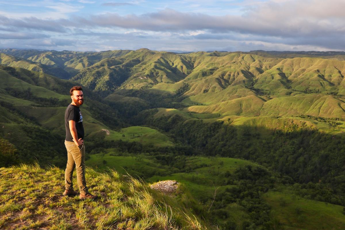 Fair unterwegs in Indonesien - Matteo von Fairaway