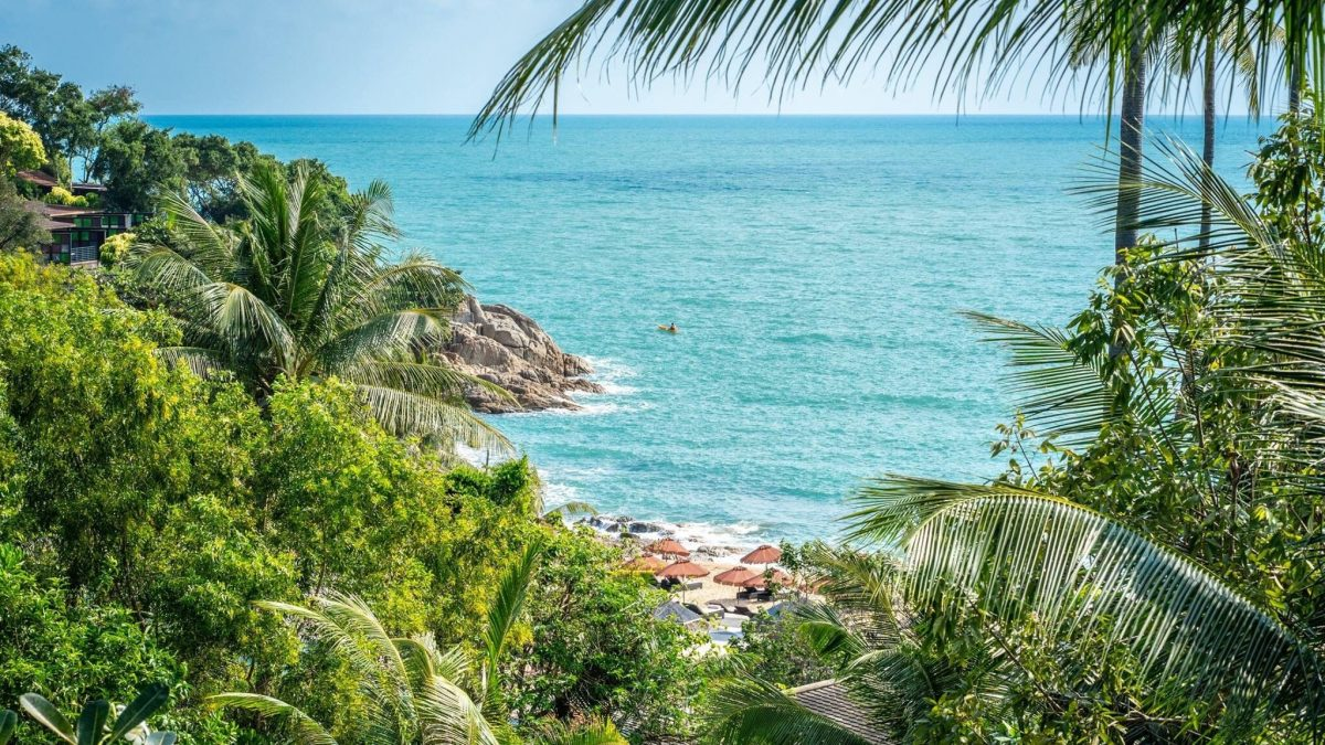 Tongsai Bay - Resort auf Koh Samui in Thailand