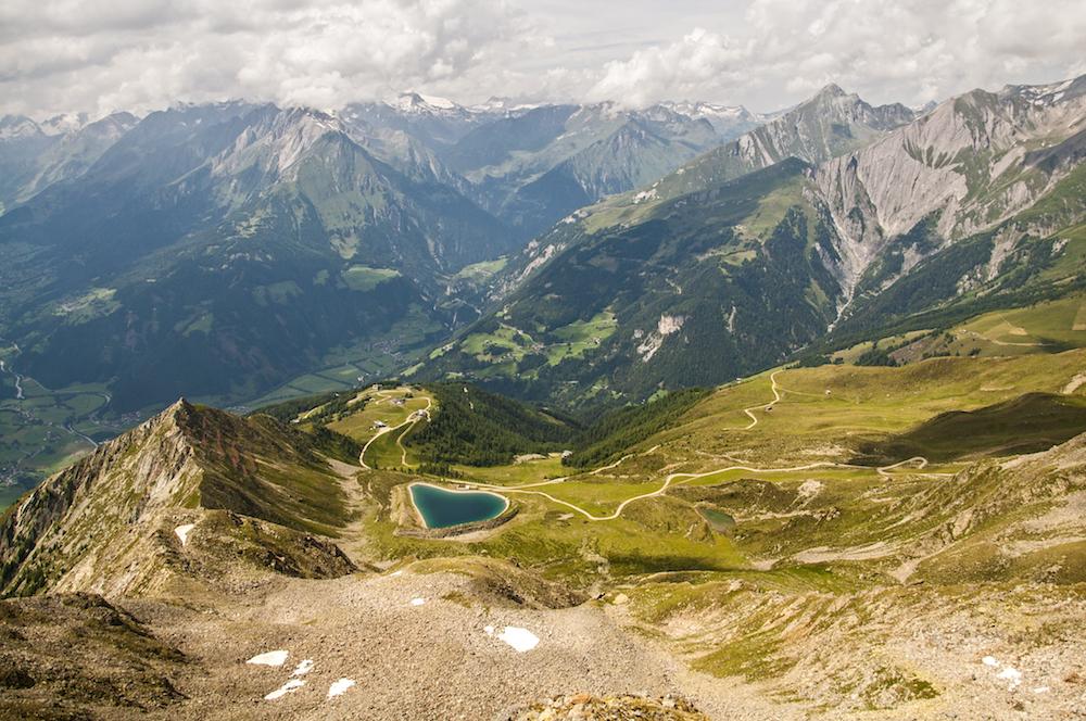 Nationalpark Hohe Tauern - wandern in den Alpen