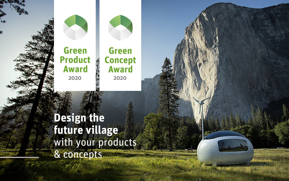 Future Village - Green Product Award 2020