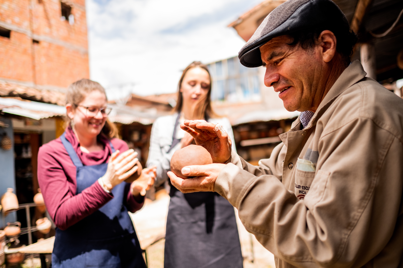 Impact Trips - Lokales Handwerk lernen