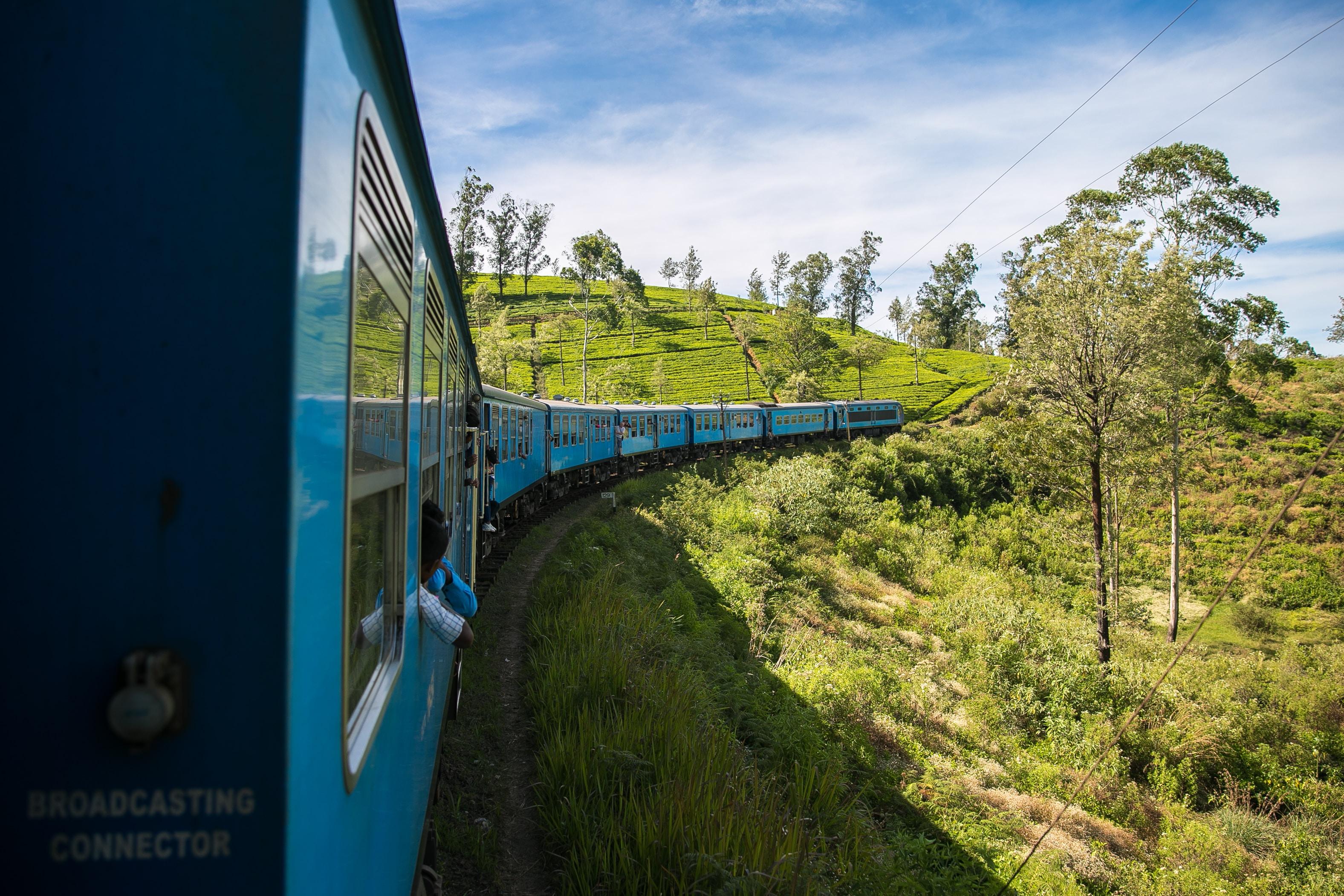 Impact Trips - mit Zug statt Flug!