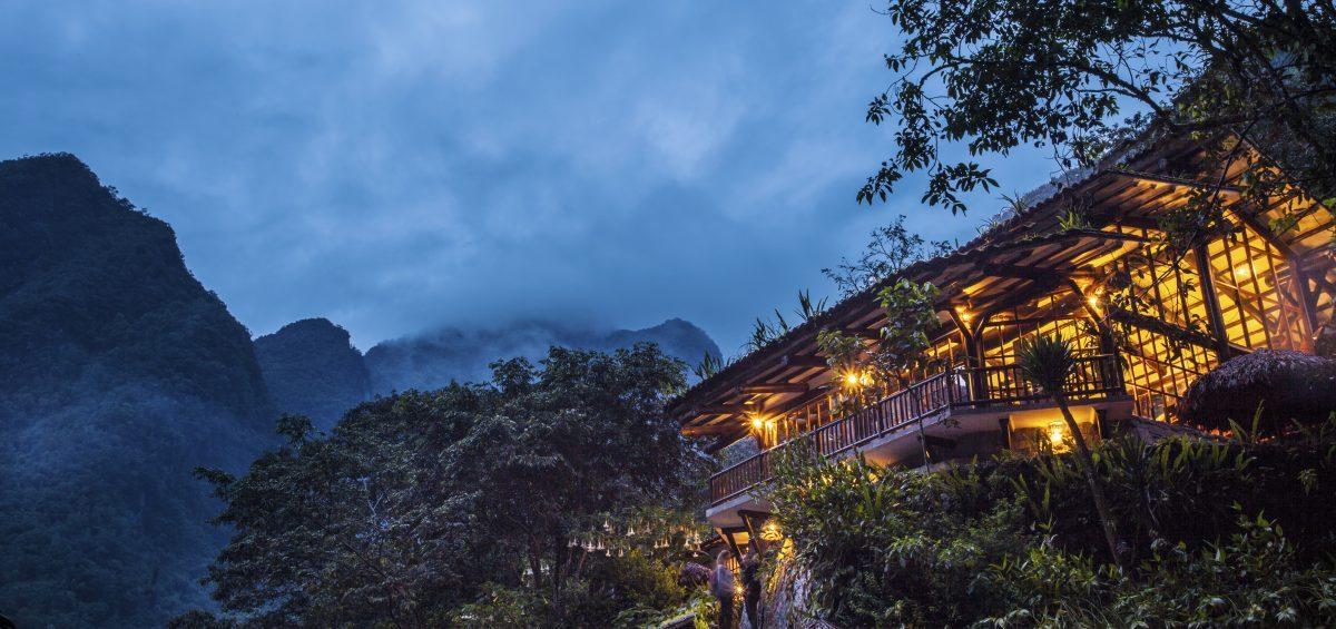 Inkaterra Peru Machu Pichu Hotel