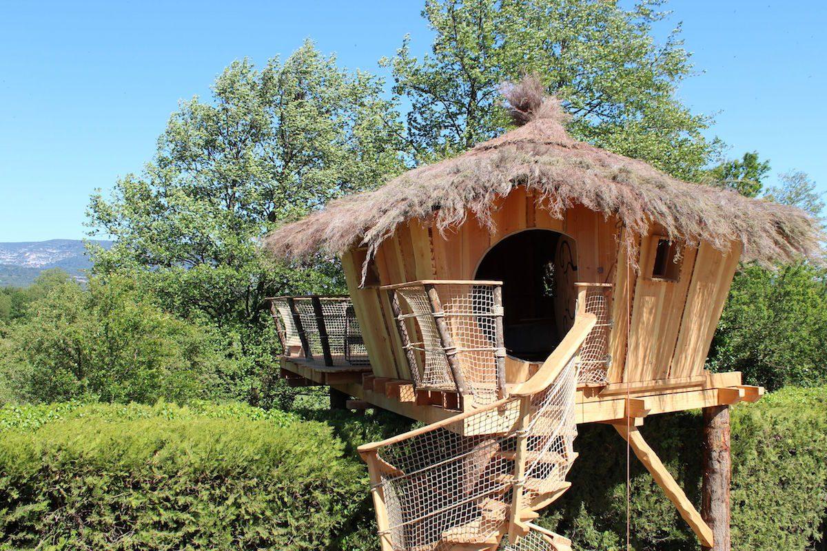 Baumhaushotel - Oekologische Unterkunft von Myecostay