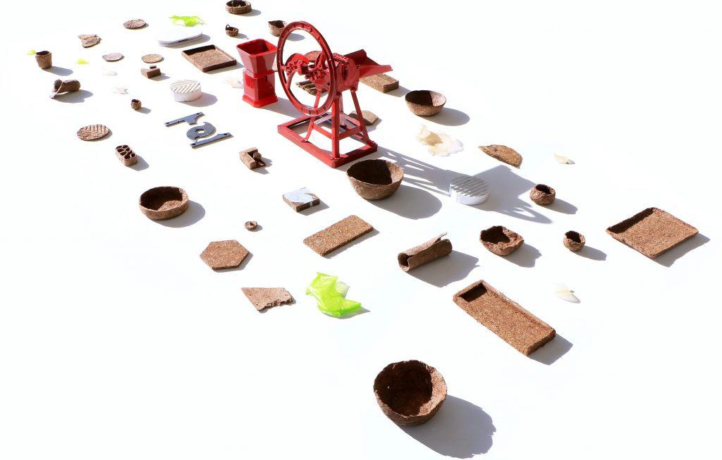 Nachhaltige Materialien: Design aus Kiefernadeln
